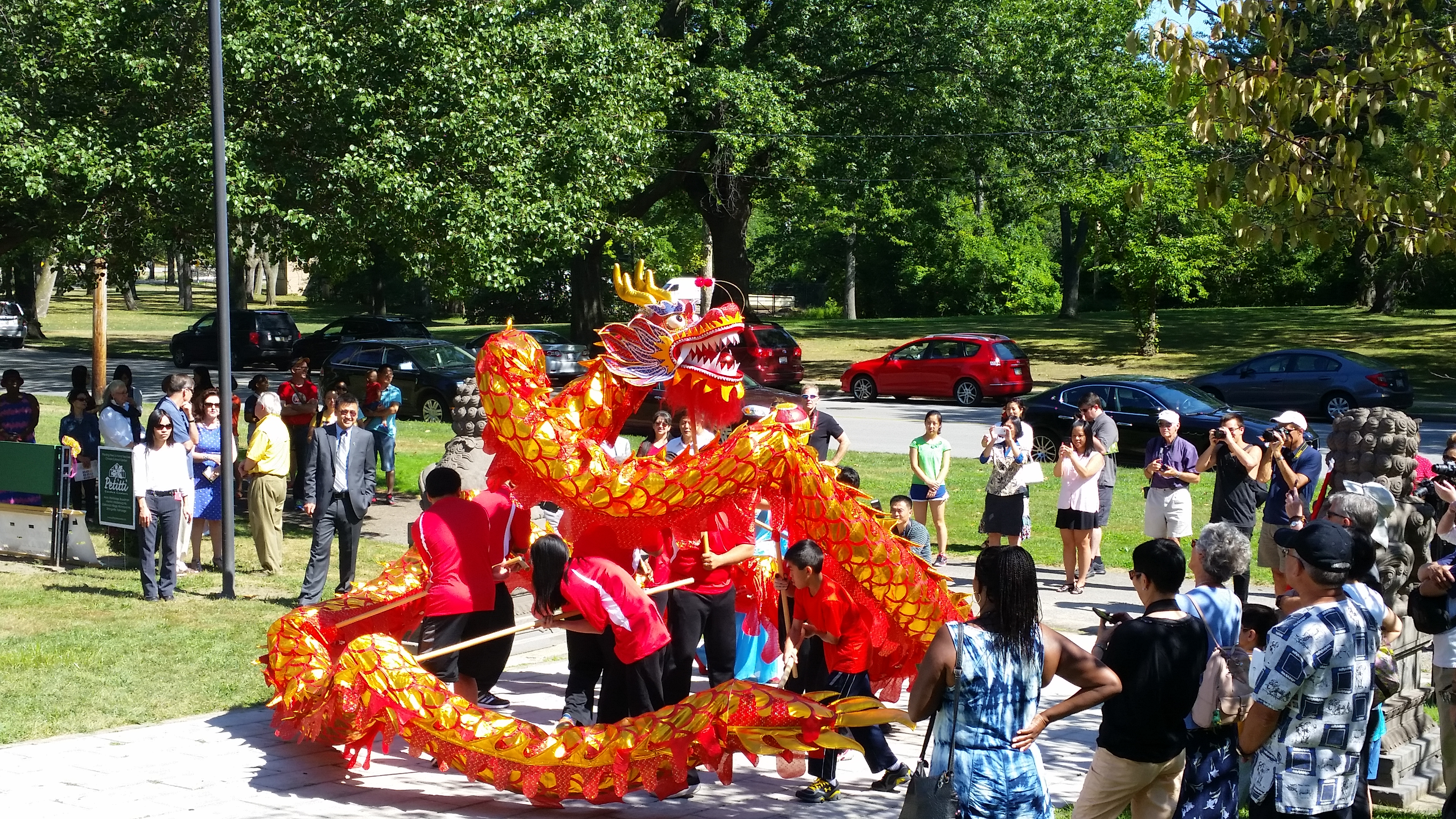 oca dragon performance at the 2016 one world day oca greater cleveland chapter